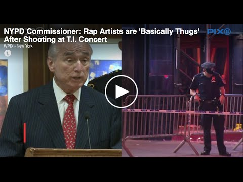 Blue Pill speaks on T.I. Concert Shooting in New York City and NYPD Commissioner, Bill Bratton