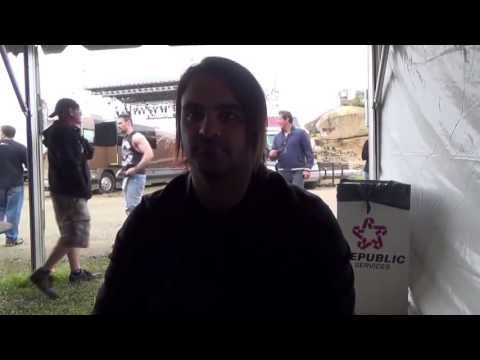 Sick Puppies interview @ Carolina Rebellion 2013