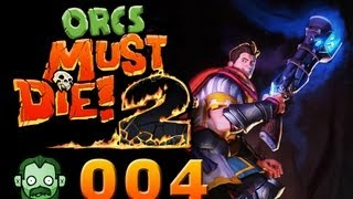 Let's Play Together: ORCS MUST DIE 2 #004 - Der Buchstabe G [deutsch] [720p]