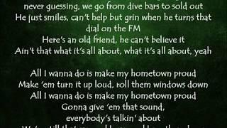 Download Lagu Hometown - Kane Brown Lyrics Gratis STAFABAND