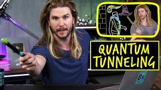 Quantum Tunneling Toilets | Because Science Footnotes
