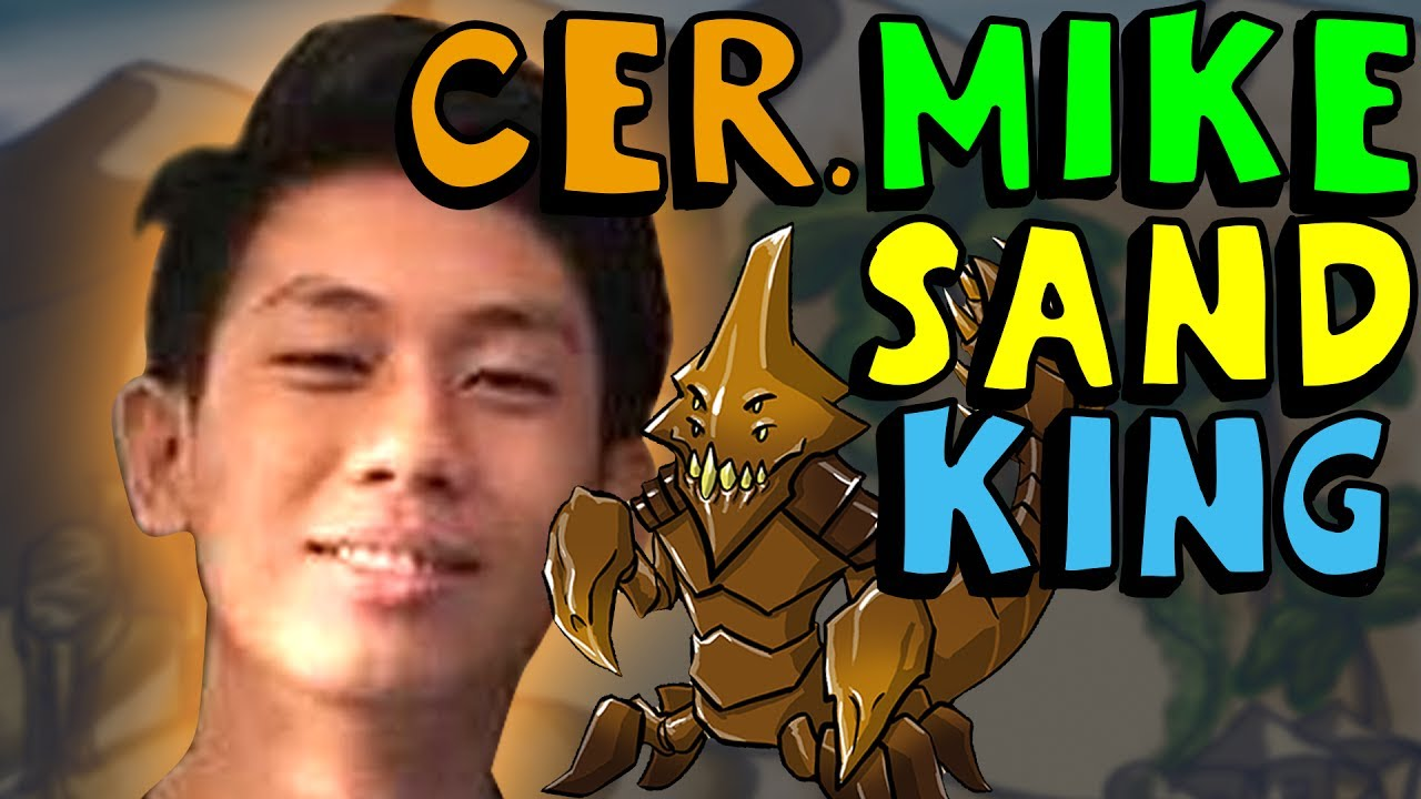 Cer.Mike.WxC Plays Sandking | BROKEN HEARTED CER.MIKE | 711 MMR Adventures