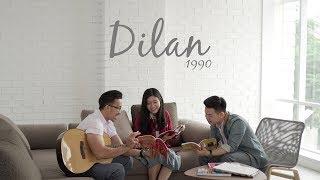 download lagu Ost. Dilan Medley Cover  Rindu Sendiri, Kaulah Ahlinya Bagiku, Dulu Kita gratis