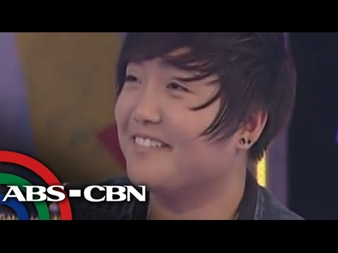 Charice serenades girlfriend on 'GGV'