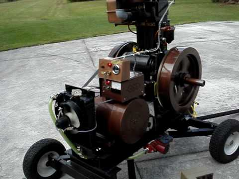 listeroid engine parts