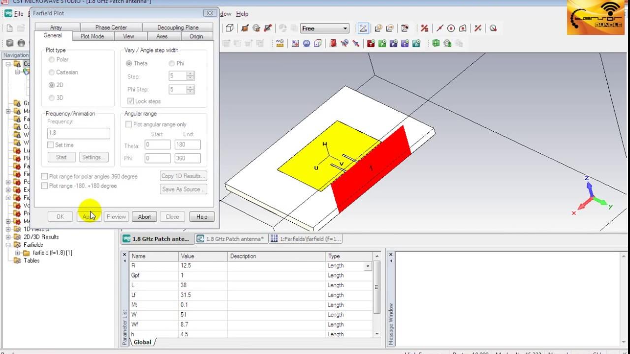 Cst Antenna Design Software