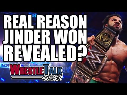 Real Reason Jinder Mahal Won WWE Championship!? CM Punk Rumor Killer | WrestleTalk News May 2017