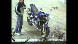 Угоны мотоциклов  how to steal motorcycle part 1