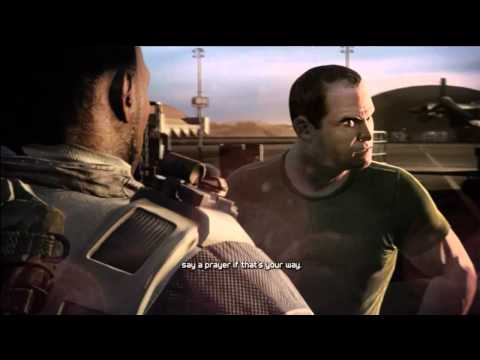 Ghost Recon: Future Soldier (Part 1)