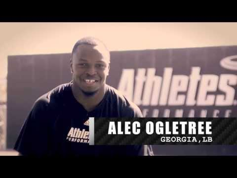 Meet the St. Louis Rams New Linebacker Alec Ogletree