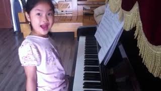 Sakura - Piano, Thiên Ân