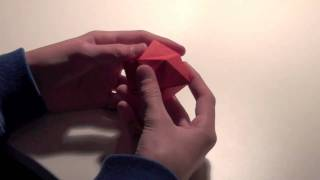 Easy Origami Star