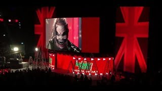 Bray Wyatt 'Firefly Fun House' New Character WWE Live Raw 13/5/19 ( fan record )