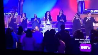 "LeAndria Johnson ""Revival Fire Fall"""