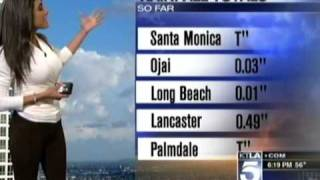 Vera Jimenez - (KTLA - April 8th 2011)