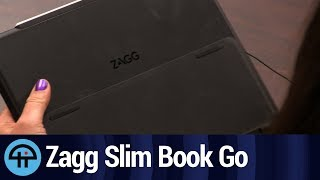 Zagg Slim Book Go for 11-inch iPad Pro