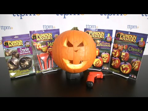 Pumpkin Carving Kits & Accesories from Pumpkin Masters