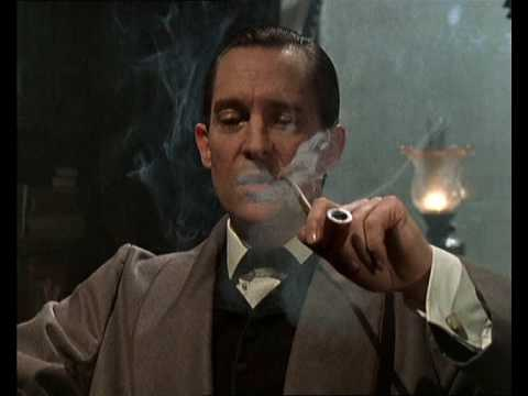 Sherlock Holmes: Pipe-off. 0:24. Holmes gets the better of Dr. Watson during