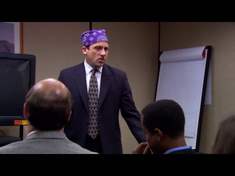 Prison Mike // Michael Scott // The Office US