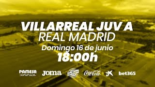 Juvenil A vs Real Madrid