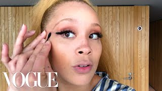 Lion Babe's Jillian Hervey's Guide to Fierce Feline Eyes | Beauty Secrets | Vogue