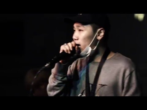 JUSTHIS: Live From Itaewon (with Paloalto & illinit)