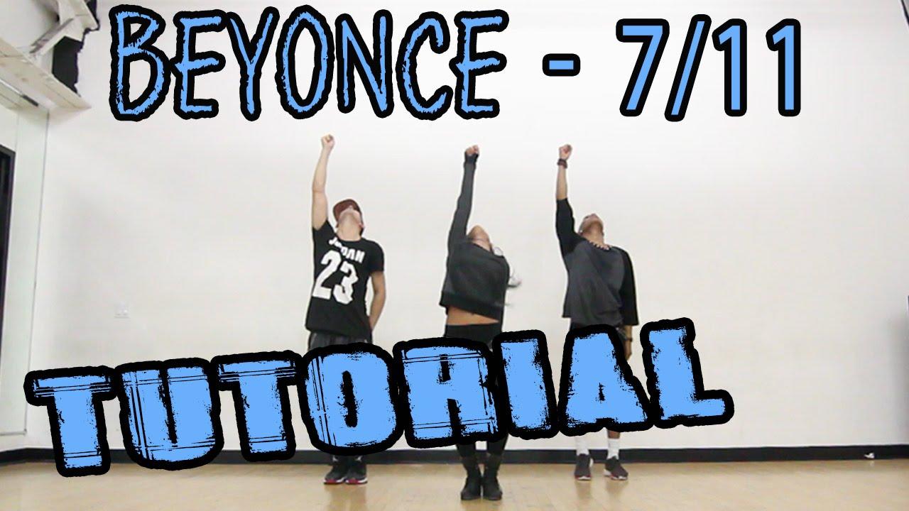 BEYONCE - 7/11 Dance TUTORIAL | @MattSteffanina ...
