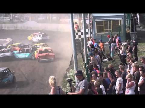 Emmen Unlimited Banger Teams 12th July 2014