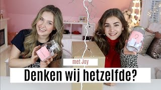 TWIN TELEPATHY CHALLENGE MET BEAUTYNEZZ | R O S A L I E