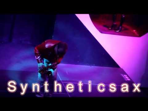 Syntheticsax - Improvization Sax (feat. Pjanoo) (Live Mix Eric Prydz)