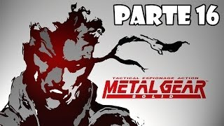 Metal Gear Solid 1 Gameplay Walkthrough - Parte 16 - Español (PS3 Gameplay)
