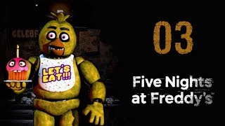 Let's Play - Five Nights At Freddy's - FNAF 1 - 03 (Nacht 5)