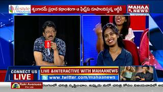 I Don't Agree With Kathi Mahesh on Pawan Kalyan Issue - RGV |#GodSexandTruth| #PrimeTimeWithMurthy