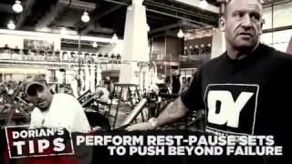 Dorian Yates: Blood & Guts Trainer - Legs - Episode 5 / 5, Part 2
