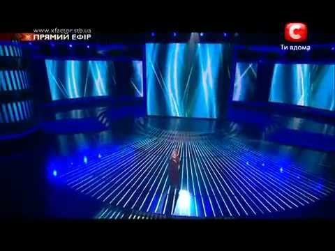 The X Factor 2 Ukraine - Aida Nikolaichuk - Высоко