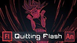 Why I'm Quitting Adobe Flash / Animate