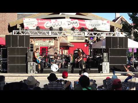 Motion Device LIVE!!! Canada Day at Blue Mountain Village