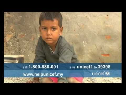 UNICEF Malaysia DRTV - Shahadat (Polio)