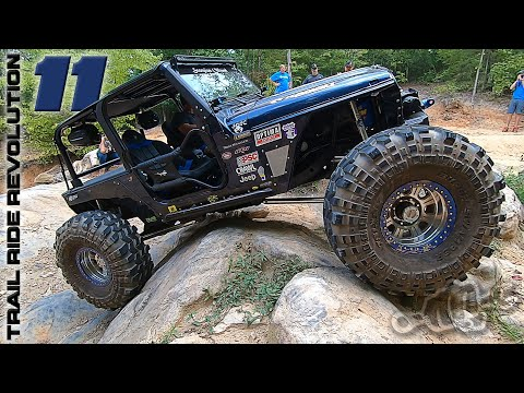 Jeeps vs. Gulches Off Road Park - TRR11