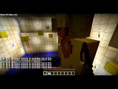 minecraft map Run aways 1