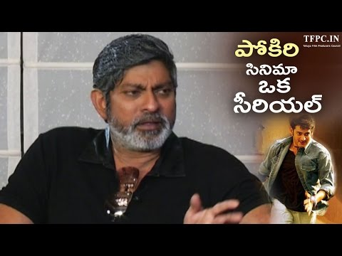 Jagapati Babu Funny Comment About Taking Of Puri Jagannadh | TFPC