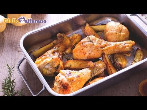 Come cucinare le cosce di pollo al forno