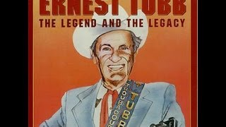 Watch Ernest Tubb Lets Say Goodbye Like We Said Hello video