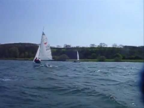 Wayfarer Sailing Video 2007