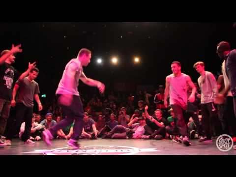 Circle Industry 2013 -- CheckMate Finals & Call Out Battle