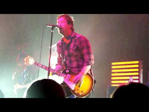 David Cook - Kiss On The Neck - Oxford, Ms 2-15-09 video