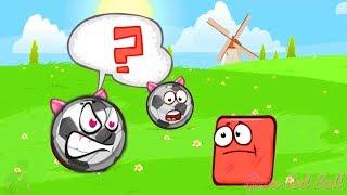 Baby Soccer Ball vs BOSS in Red Ball 4 Volume 1 playing all levels