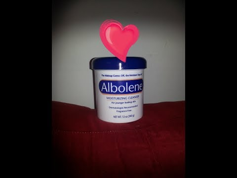 Adding Albolene to my wieght loss journey! Great results