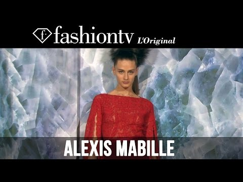 Alexis Mabille Haute Couture Fall/Winter 2014-15 | Paris Couture Fashion Week | FashionTV