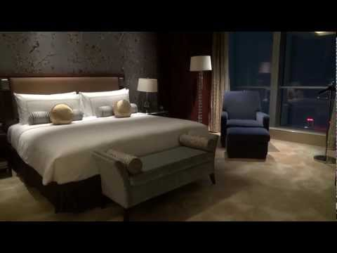 China luxury hotel suite in Beijing costing US$13,000 a night